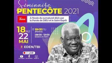 Redonnons Au Saint Esprit La Place Quil Merite Dans Nos Vies Et Dans Leglisei Ps Mamadou Karambiri Iwpybwjj97S Image