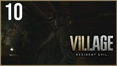 Resident Evil Village Lets Play 10 4K Xwlyzfb8 Xu Image