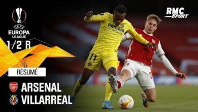 Resume Arsenal 0 0 Villarreal Q Ligue Europa Demi Finale Retour P7Towspsnio Image