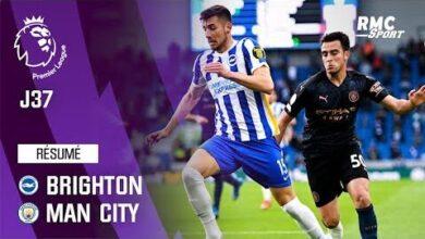 Resume Brighton 3 2 Manchester City Premier League J37 Al4 Que4Mhe Image