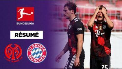 Resume Bundesliga Le Bayern Munich Mord La Poussiere A Mayence Ilctnngs2N0 Image