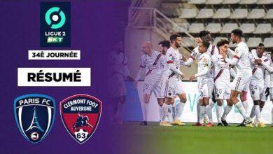Resume Clermont Gagne A Paris Dans La Polemique Oqqbauvyvak Image