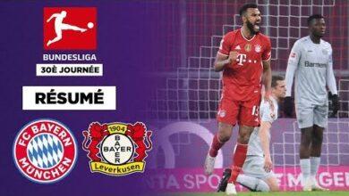 Resume Le Bayern Toujours Plus Proche Du Titre Choupo Buteur Jyflnuv Otk Image