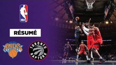 Resume Long Format Vf Nba Les Knicks Cest Vraiment Tres Fort Dkiurbua0Ni Image