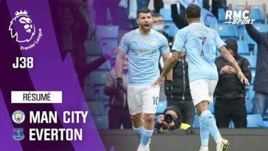 Resume Manchester City 5 0 Everton Premier League J38 Pwltyo3Mwzy Image