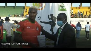 Resume Match Pikine Vs Niambour Oc5P Ifeqxu Image