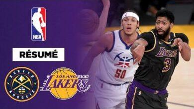 Resume Nba Vf La Reaction De Champions Des Lakers Contre Denver Fdlfmc 7Hny Image