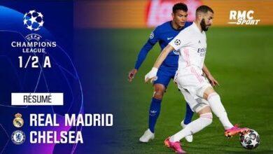Resume Real Madrid 1 1 Chelsea Ligue Des Champions Demi Finale Aller Fxpy0Vpjhwg Image