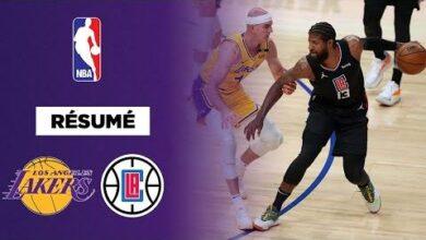 Resume Vf Nba Les Clippers Enfoncent Le Clou Face Aux Lakers Vrrqrhw1Adg Image