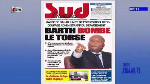 Revue De Presse De Ce 18 Mai 2021 Avec Mamadou Mouhamed Ndiaye Es6Qhwgtj4U Image