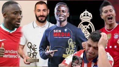 Sadio Mane Succede Par Benzema Les Verites De Suarez A Barca N Keita Vers Atletico Lewandowski 41 6Djdfoejteq Image
