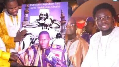 Sargal Serigne Abdoulaye Diop Khassle Temoignage Emouvant De Diop Khass Sur Srg Bass Niass P04Ctu Dhty Image