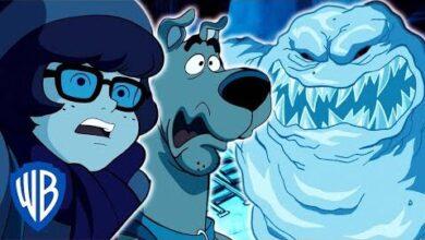Scooby Doo En Francais Peur Du Bonhomme De Neige Wb Kids Wb7Xc Cibl0 Image