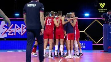 Serbia Vs Italy Fivb Volleyball Nations League Men Match Highlights 30 05 2021 Np 4D6Spdc0 Image