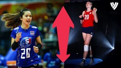 Shortest Tallest National Players Of The Volleyball World Hd Xfic4Kc Toc Image