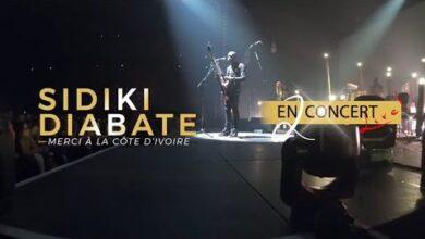 Sidiki Diabate En Concert Live A Abidjan Vgbdyggh2Pm Image