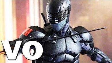 Snake Eyes Bande Annonce 2021 Gi Joe Film De Super Heros Rbox Yt7Lw4 Image