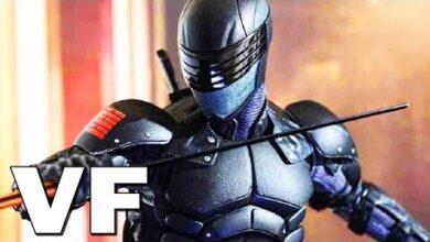 Snake Eyes Bande Annonce Vf 2021 Gi Joe Yfeer0E5S K Image