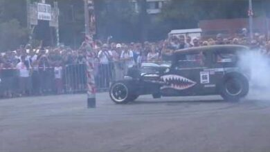 Sreet Mag Hannover 2013 Hot Rod Drift Show Hd Iohyydhvlpe Image