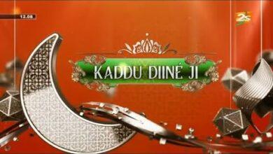 Suivez Kaddu Dine Ji Avec Imam Dame Ndiaye Jeudi 6 Mai 2021 Syexiymgwfw Image