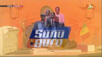 Suivez Sunu Buro Avec Tapha Toure Djiby Seye Colle Et La Team Jeudi 6 Mai 2021 Ph8A9Zu8Vzw Image