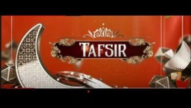 Suivez Tafsir Avec Oustaz Abdoulaye Gaye Mardi 4 Mai 2021 3R596Hzpi7C Image
