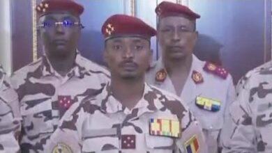 Tchad Deces Didriss Deby Son Fils Mahamat Deby Devient Chef De Letat Et Chef Des Armees Xvisqqzyd4O Image