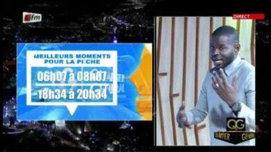 Teleservices Et Heures De Prieres Avec Pape Cheikh Diallo Dans Qg Du 01 Mai 2021 Ivfq0Pyvrt0 Image