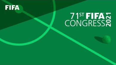 The 71St Fifa Congress 2021 Eu3Ldfqcvxw Image