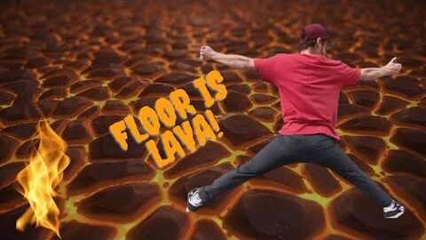 The Floor Is Lava A Parkour Training Tool Zy Itnbaw6W Image