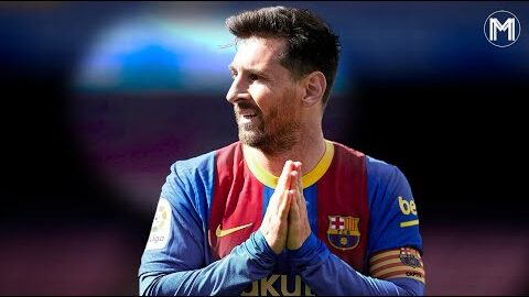 The One Man Show 2021 Lionel Messi