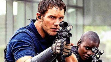 The Tomorrow War Bande Annonce Teaser 2021 Chris Pratt Science Fiction Ualvh8Fatx0 Image