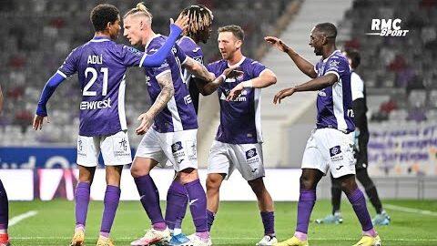 Toulouse En Barrages De Ligue 1 Cest La Recompense Des Joueurs Juge Garande J9E Lnt5V2A Image