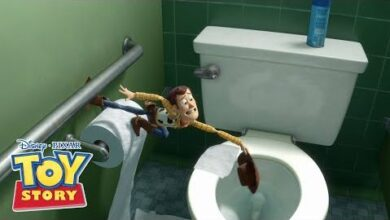Toy Story 3 Woody Sechappe Avec Le Cerf Volant Disney Be 0Polqx0Uthq Image