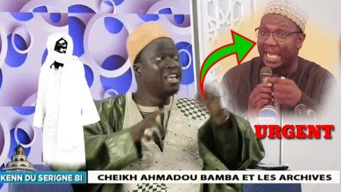 Urgent S Ablaye Diop Bichri Tacle Severement Cheikh Oumar Diagne Faux P Wigblsei9Ou Image