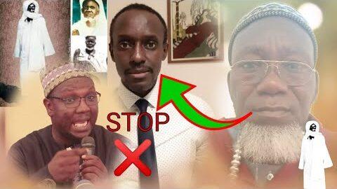 Urgentimam Cheikh Guaye Gandigaal Di Tontou Akhenaton Miy Defendre Wakhi Cheikh Oumar Diagne Ci 7Icfs2Yn8Rq Image