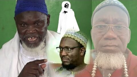 Urgentimame Cheikh Guaye Gandigaal Di Commentaire Ci Wakhi Imame Alioun Ndao Ci Cheikh Oumar Diagne Q1Pqljuo 9M Image