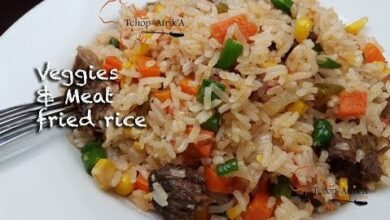 Veggies And Meat Fried Rice Ldy2Uogmvsc Image