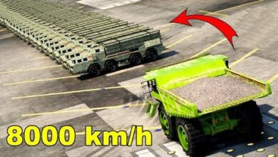 Vehicules Ultra Puissants Vs Vehicules Impossibles A Bouger B W90Br0Qe8 Image
