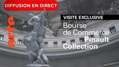 Visite Live Exclusive De La Bourse De Commerce Ofcsu2Vjtyy Image