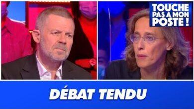 Vous Racontez Nimporte Quoi Le Debat Tendu Entre Eric Naulleau Et Alexandra Henrion Caude Wzx9Zoexwwc Image