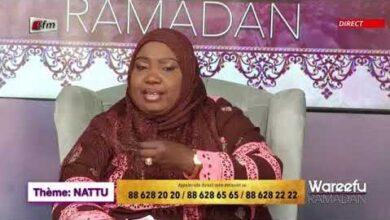 Wareefu Ramadan Du 27 Avril 2021 Presente Par Seyda Fatou Bintou Diop Oustaz Assane Seck Mor Thiam Z1Mjit N728 Image