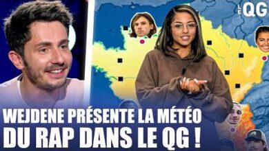 Wejdene Presente La Meteo Du Rap Dans Le Qg Liiqk 6Ibiq Image