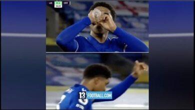 Wesley Fofana Rompt Son Jeune En Plein Match Contre Palace Et Remercie La Premier League M8Mcjbtcnae Image