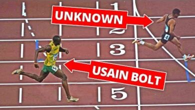 When Unknown Runners Beat World Champions Ufauxemlete Image