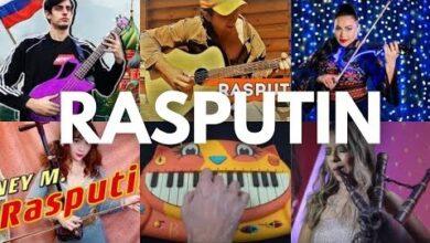 Who Played It Better Rasputin Boney M Tfcxo7 Q3Ce Image