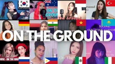 Who Sang It Better On The Ground Rose From 12 Different Countries W Ohmtvbjjq Image