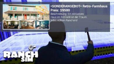 Wir Bauen Das Geheime Retro Farmhaus Ranch Simulator Deutsch Ih3Jen4Nygq Image