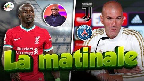 Zidane Va Signer Dans Une Grande Equipe Ian Wright Defend Sadio Mane Matinale