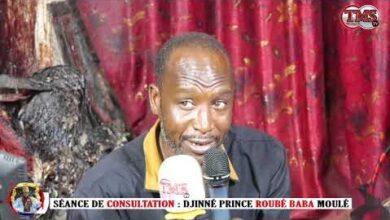 1Er Partie Seance De Consultation Djinne Prince Roube Baba Donne Des Milliards A Thierno Moule Sow Gqqxxzqcgjk Image